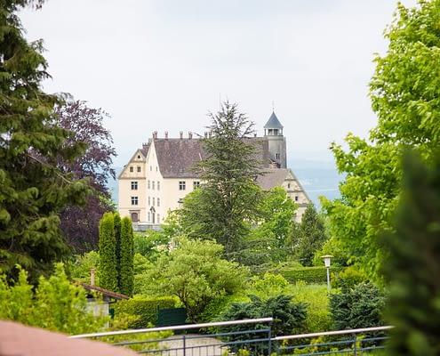 Trauung im Rathaus von Heiligenberg