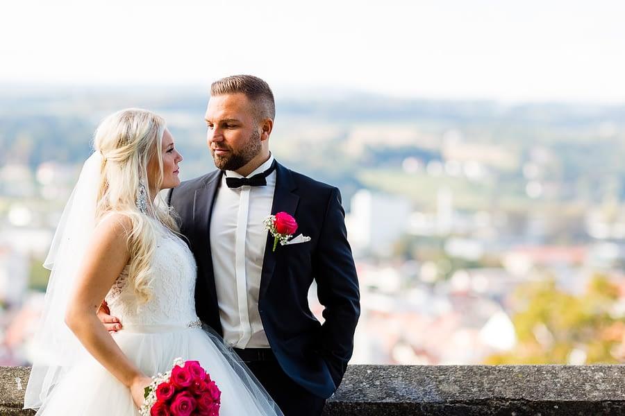 wedding above ravensburg