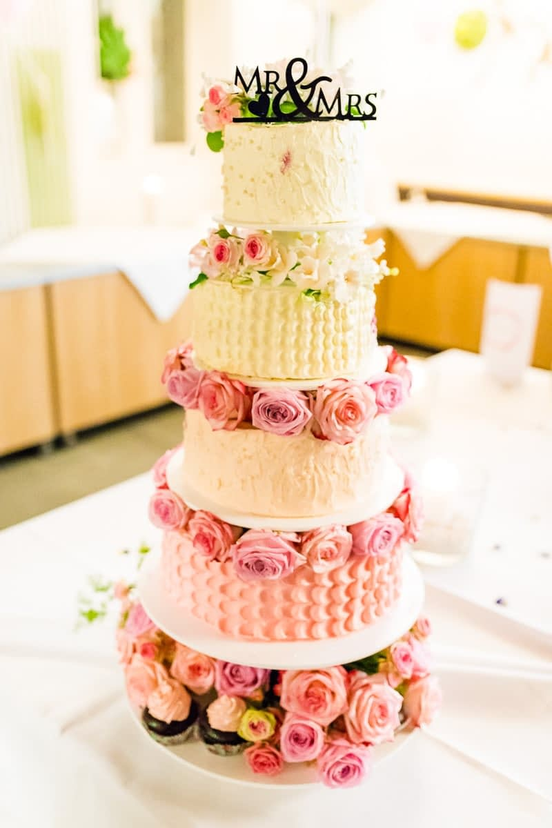mega schöne torte
