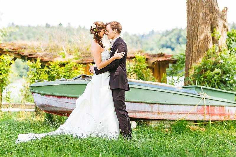 Heiraten direkt am Schleinsee