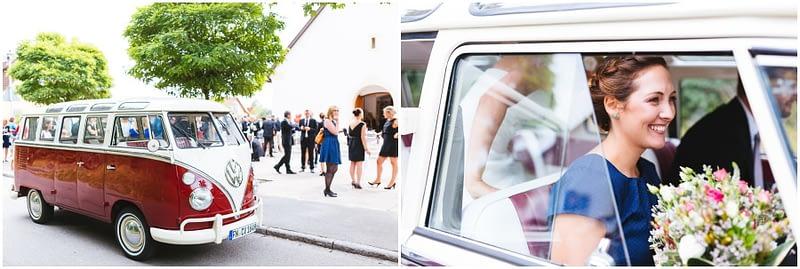 Hochzeit VW