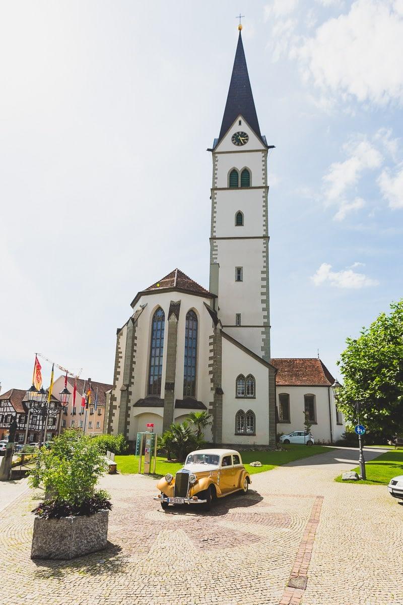 kirche in markdorf