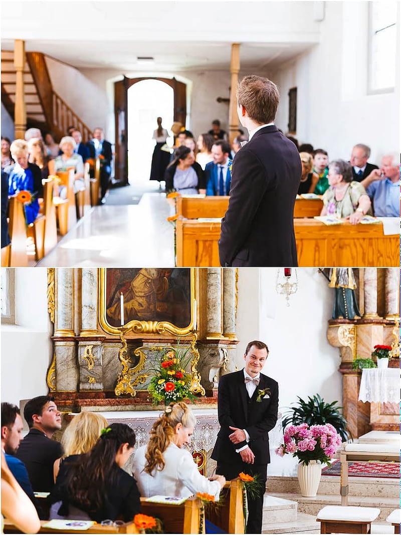 Kirche Schleinsee