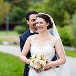 Hochzeit in der Wallfahrtskirche Birnau am Bodensee
