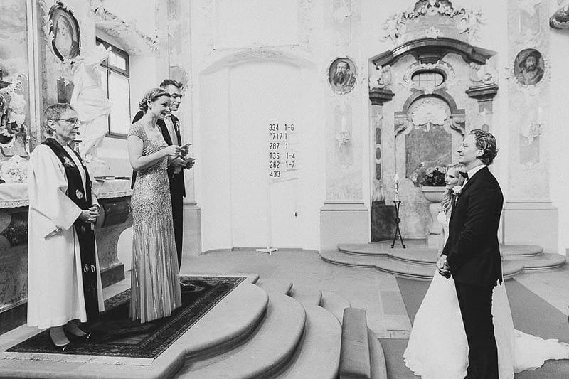 Heiraten im Schloss von Meersburg