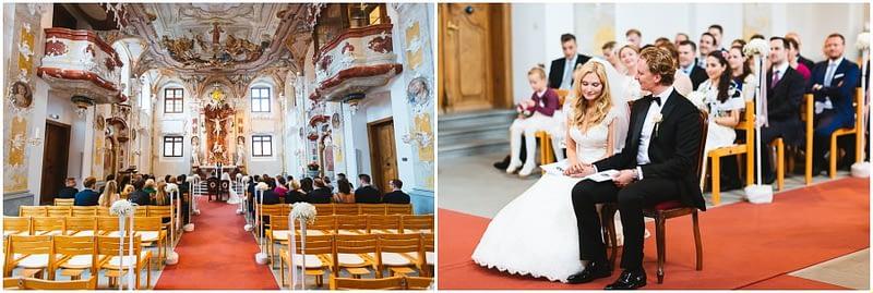Hochzeitsfotograf Schlosskirche