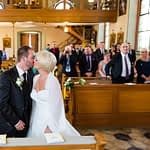 kirchliche Trauung in Fischbach